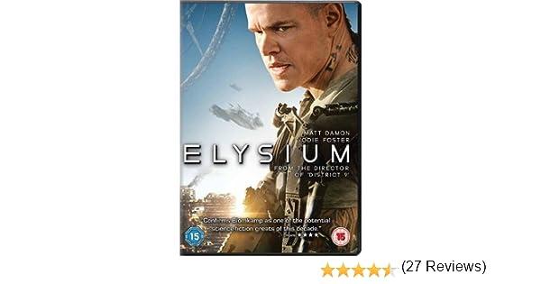 Elysium [DVD] [2013] by Matt Damon: Amazon.es: Matt Damon ...