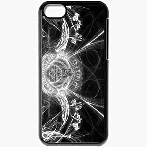 Personalized iPhone 5C Cell phone Case/Cover Skin Amazing 2013 manchester united Black