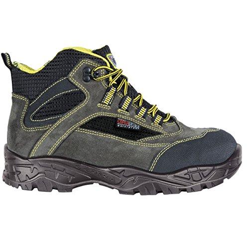 Cofra 22100-000.W44 Harness S3 WR Chaussures de sécurité SRC Taille 44 Noir
