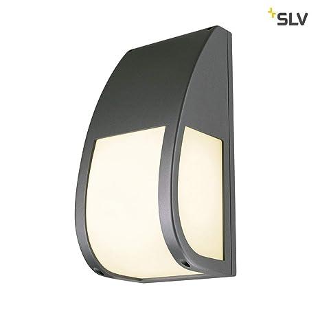 Wandleuchte Kunststoff Acryl LED transparent Warmweiß