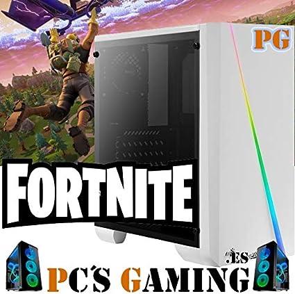 PC Gaming RGB Intel I3 8100 A 3,6 GHz Intel HD 630 16GB RAM Disco ...