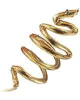 Adult Silver Snake Armband/Bracelet - Adult Std.
