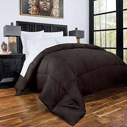 Zen Bamboo Luxury Goose Down Alternative Comforter with Bamb