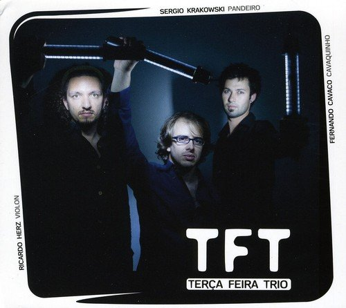 CD : Terça Feira Trio - Tft (Digipack Packaging)
