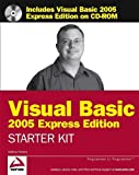 Wrox's Visual Basic 2005 Express Edition Starter Kit, Andrew Parsons, 0764595733