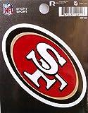 NFL San Francisco 49ers Short Sport Decal