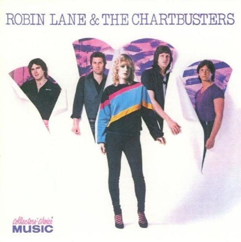 Robin Lane & The Chartbusters (Chartbusters Cd)