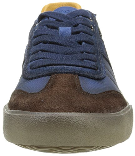 Multicolor Smart Uomo Royal Dk A Geox Sneaker Cigar Multicolore U wI58qY
