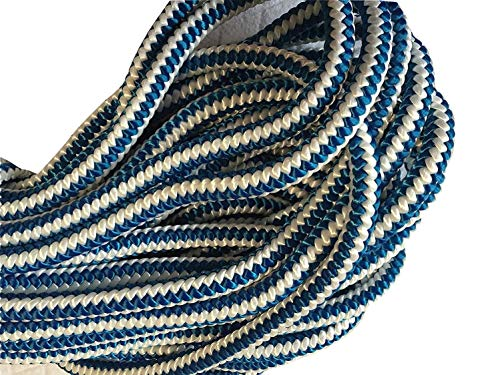 - Arborist Climbing Blue Ox Rope 1/2 Inch by 200 Feet 12 Strand Polyester