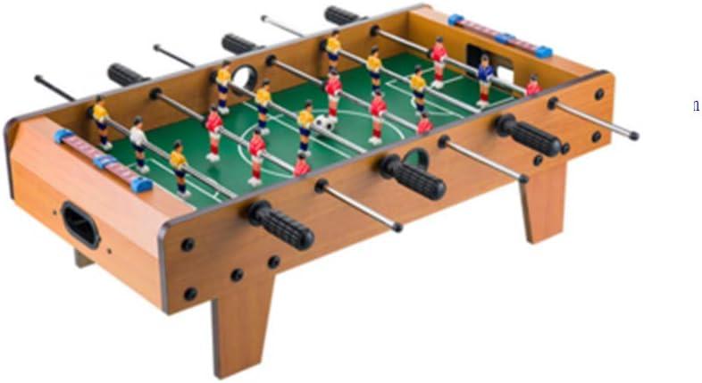 ZXX Mesa de futbolín, ensamble fácilmente la Mesa de Juego de fútbol de Madera con/Pelotas de fútbol, Juego de fútbol de Mesa para niños, Fiestas, arcadas, Bares: Amazon.es: Hogar