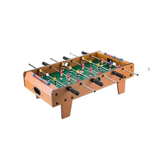 ZXX Mesa de futbolín, ensamble fácilmente la Mesa de Juego de ...
