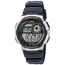 Casio Men's '10-Year Battery' Quartz Resin Watch (Model:AE-1000W-2AVcf)