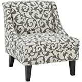 Kexlor Accent Chair Gray/Contemporary
