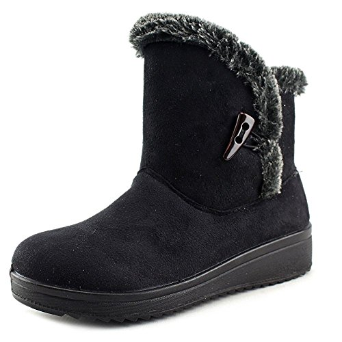 Winter Quill Womens Patrizia Black Boot AgBxAfEwq