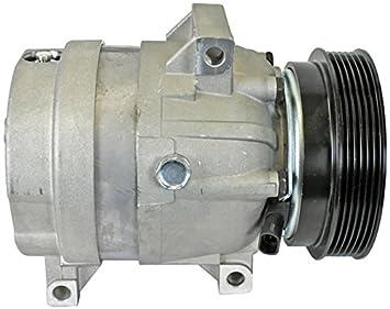 BEHR HELLA SERVICE 8FK 351 134-881 Compresor, aire acondicionado: Amazon.es: Coche y moto