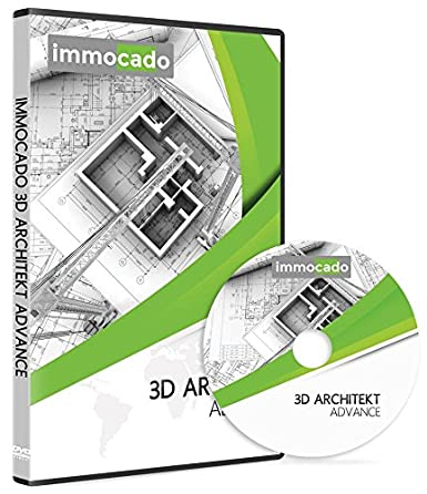 Immocado 3d Architekt Advance 3d Cad Hausplaner Und Architektur
