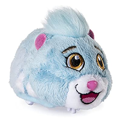 "Zhu Zhu Pets - Chunk, Furry 4"" Hamster Toy with Sound and Movement: Toys & Games"