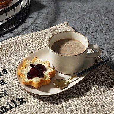 aission taza de café/taza minimalismo 180 ml - Zumo de cerámica taza de café con leche: Amazon.es: Hogar