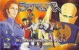 capa de Belonave Supernova - Volume 1
