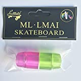 Ml Clear Bushing Kit Fit Longboard Skateboard 80a 2 Sets (4-Pack)