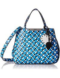 8c5e29888a4b Amazon.com  GUESS - Satchel   Top-Handle Bags   Handbags   Wallets ...