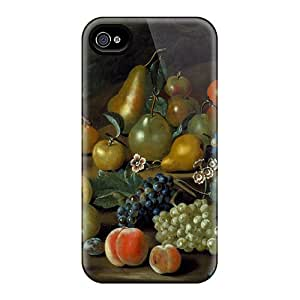 High Quality Hard Cell-phone Case For Iphone 6plus (Xtl15782WaBn) Provide Private Custom Vivid Fruity Desert Image