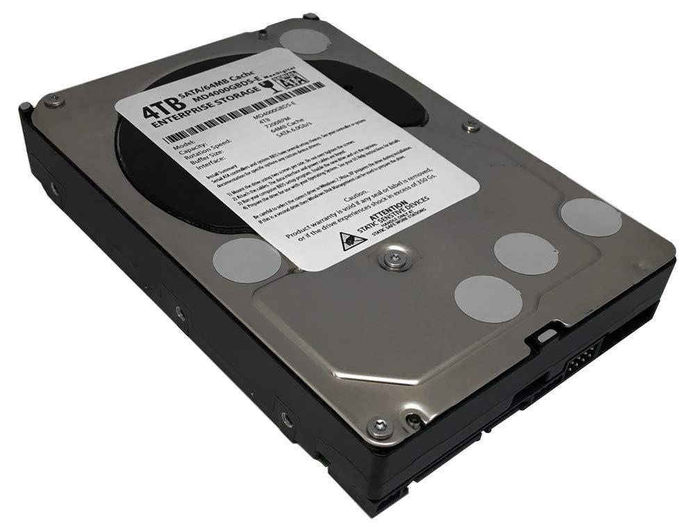MaxDigital 4TB 7200RPM 64MB Cache SATA III 6.0Gb/s (Enterprise Storage) 3.5'' Internal Hard Drive w/2 Year Warranty by MaxDigital