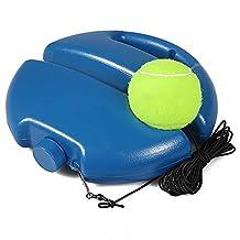 Gracefulvara Premium Tennis Ball Singles Training Practice Balls Back Base Trainer Tools and Tennis