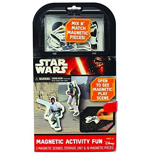 Activity Fun Set (Star Wars Magnetic Activity Fun Play Set)