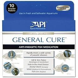 Mars Fishcare North America General Cure Powder Packet Fish Medication