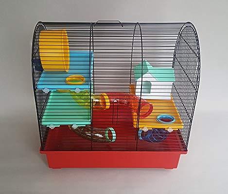 Ratón grande para jaula de hámster con gérmenes y roedores ...