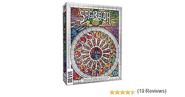 Devir Iberia 226546 Sagrada Devir, Multicolor: Amazon.es: Juguetes ...