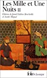 Les Mille et Une Nuits (contes choisis), tome 2 par Anonyme