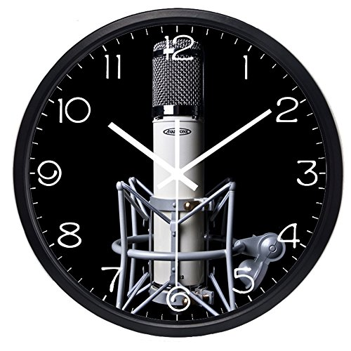 one HD Picture Wall Clock The Music Home ()