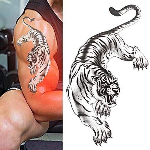 wicmeoon 1pcs impermeable Gemelos tatuaje Tattoo Pegatinas Tatuaje ...