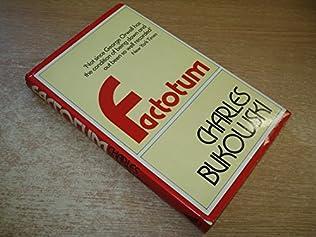 book cover of Factotum