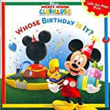 Mickey Mouse Clubhouse Whose Birthday Is It?