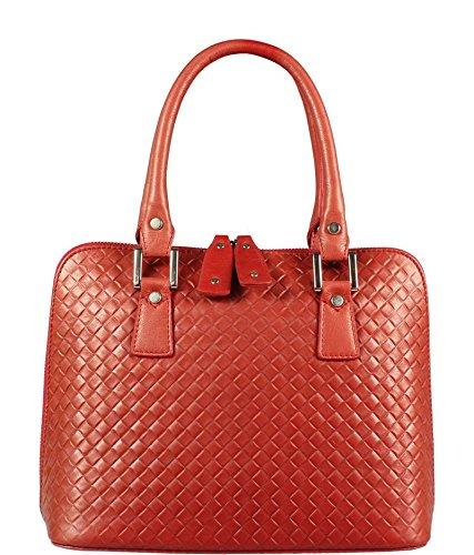 Neue Hand Tasche , Sac pour femme à porter à l'épaule orange orange 0