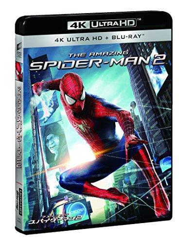 アメイジング・スパイダーマン2TM4KULTRAHD&ブルーレイセット[Blu-ray]