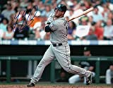 Yasmani Grandal Signed Autographed 8X10 Photo Padres Dodgers Road Swing w/COA