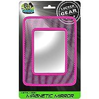 Magnetic Wire Mirror Black LockerMate 01056 TM