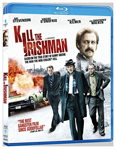 Kill The Irishman [Blu-ray]