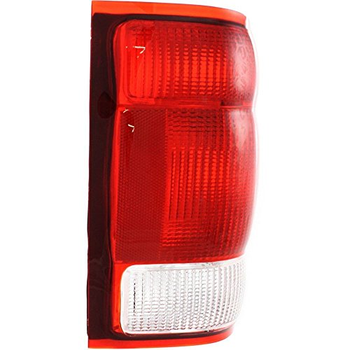 Diften 166-C3758-X01 - New Tail Light Taillight Taillamp Brakelight Lamp Passenger Right Side RH Hand