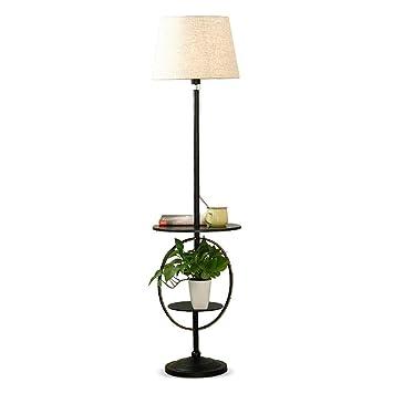 Lámpara de pie, Lámpara de Mesa Vertical Lámpara de pie de ...