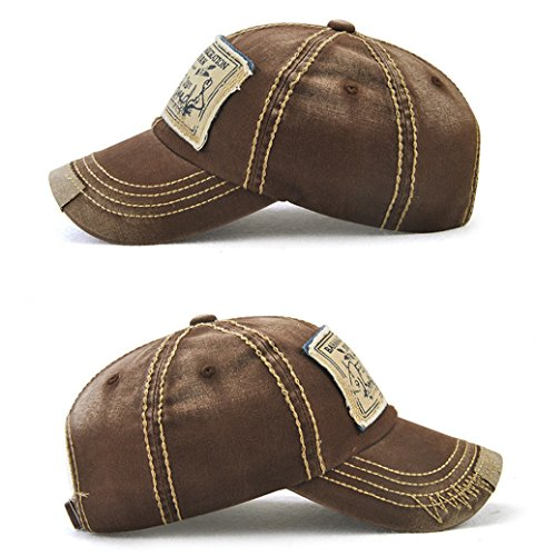 Hombre beanie Mujer sombrero Navidad visor Brown Halloween sombreros exterior beige cotton gorra sombrero Retro MASTER mediano RpAwtIqxx