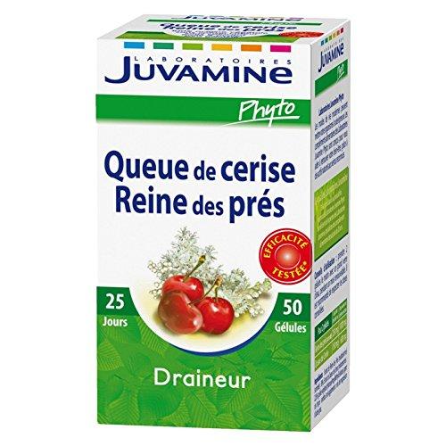 Juvamine Phyto Queue De Cerise   Reine Des Pr S  50 G Lules