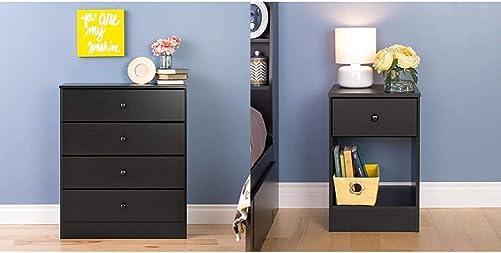 Prepac Astrid 4 Drawer Dresser