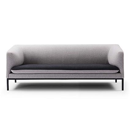 Amazon.com: MIKEWEI Simple Fashion Fabric Sofa Living Room ...