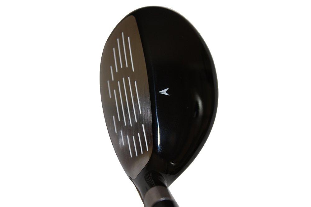 Majek Golf Petite Senior Lady PW Hybrid Lady Flex Right Handed New Rescue Utility''L'' Flex Club (Petite - 5' to 5'3'') by Majek Golf (Image #5)