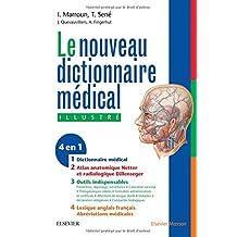 Le Nouveau Dictionnaire Médical Illustré, Avec Lexique A-f 7e Éd.